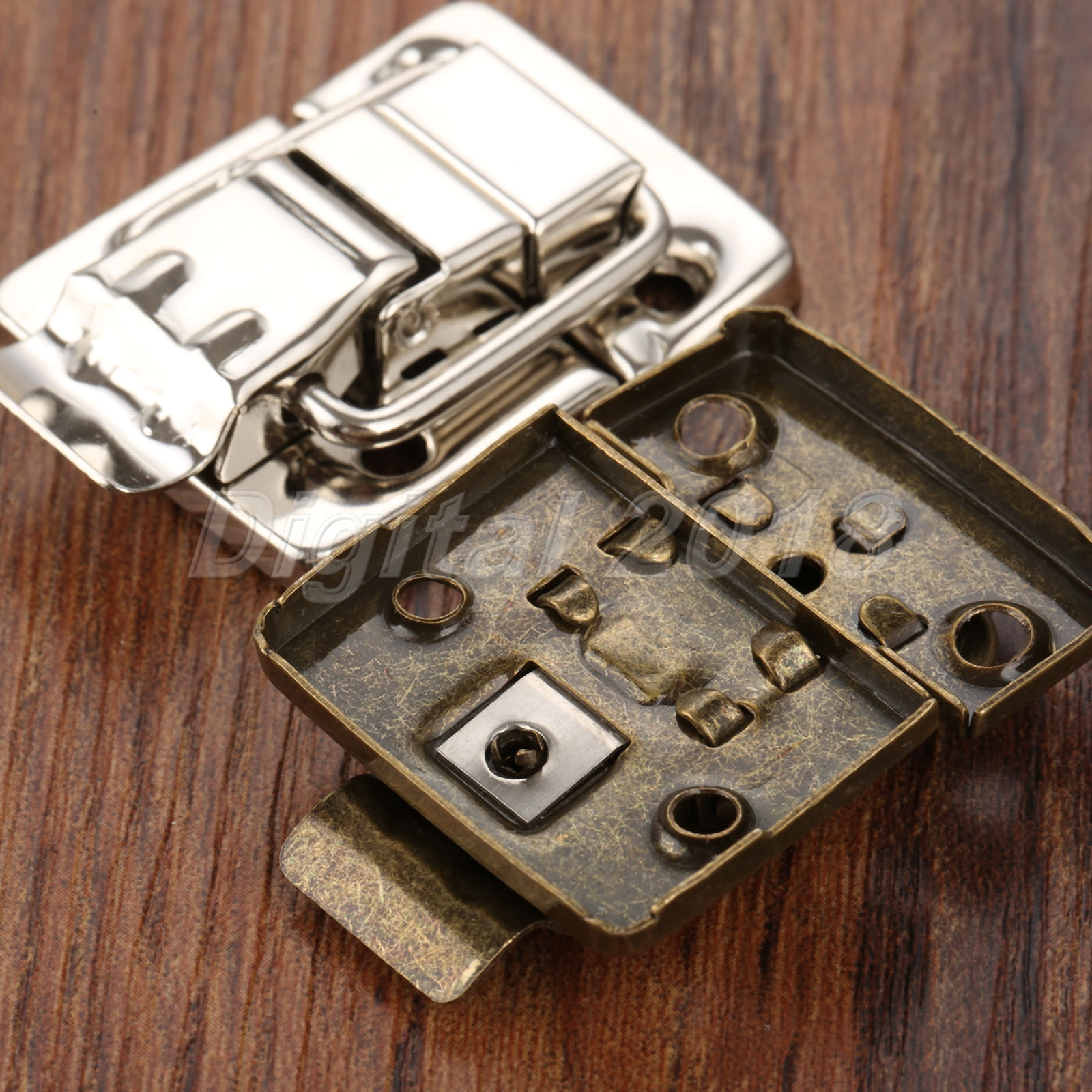 shadiao Toggle Catch Latch Case Trunk Chest Boxes Suitcase Safe Clip Clasp Trinket Tool